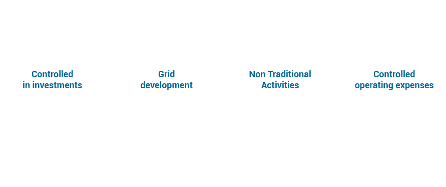 The Group's Strategy Objectivies of 2015-2019 Strategic Plan