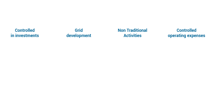 The Group's Strategy Four Pillars of 2015-2019 Strategic Plan